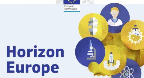 """25 Maggio 2021:""""Al via la giornata nazionale di lancio del 'Programma Orizzonte Europa'""""."""