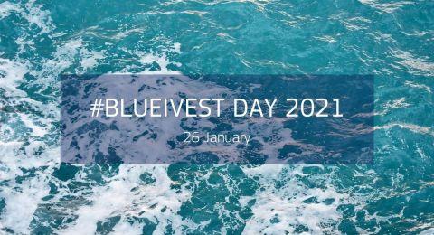 """26 Gennaio 2021:""""Al via l'evento online 'BlueInvest Day 2021'""""."""