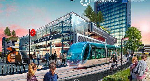 "Bando comunitario:""EIT Urban Mobility – 'Programmi Accelerator Batch#3 - ScaleTHENGlobal2021' - I scadenza""."