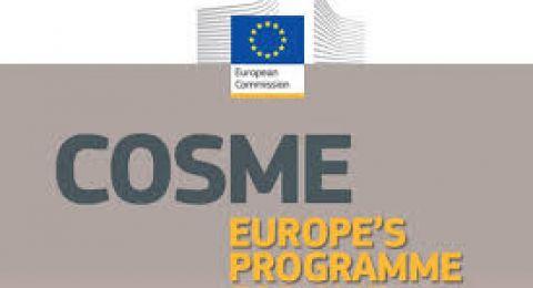 """Bando comunitario:""""European Cluster Excellence Programme - COSME""""."""